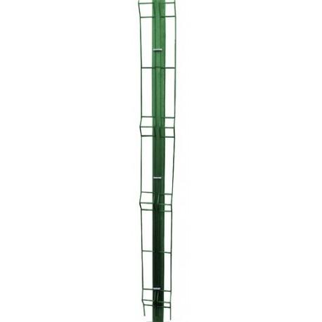 Stalp verde pentru panouri bordurate 60x40x1.5mm 1.75m