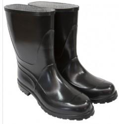 Cizme pt protectie din PVC Giardino negru