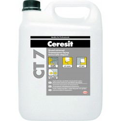 Grund universal Ceresit CT 7, bidon 10 litri