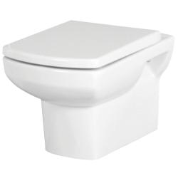 Vas WC suspendat, alb Sanotechnik GV215 (Nero)
