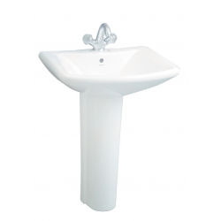 Lavoar ceramic alb Sanotechnik L1905 (Style)