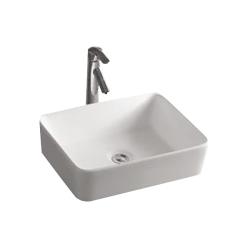 Lavoar ceramic alb pentru mobilier Sanotechnik K720