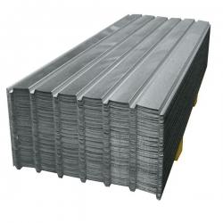Tabla zincata ondulata 0.2x924x2000