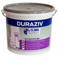 Amorsa pentru tencuiala decorativa Duraziv Clima Protect cu Kauciuc 25Kg
