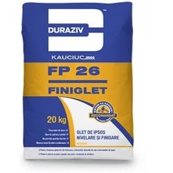 Glet de ipsos Duraziv FP26 Finiglet 20Kg