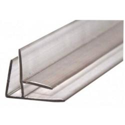 Profil policarbonat de colt 4mm 6m