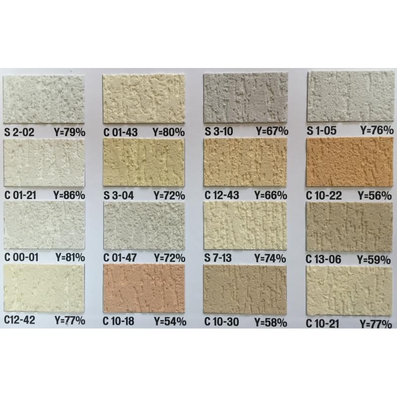 Tencuiala Decorativa Culori.Tencuiala Decorativa Duraziv Standard Cu Silicon 25kg Constructs