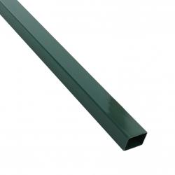 Stalp verde pentru panouri bordurate 50x40x1.5mm 2.0m