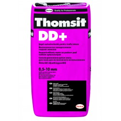 Thomsit DD+: Sapa autonivelanta 0,5-10 mm, interior, trafic intens