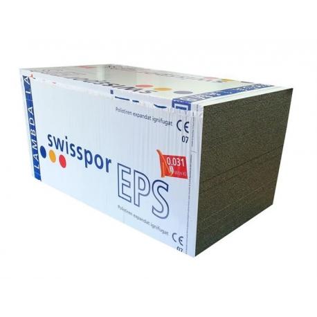 Polistiren expandat grafitat Swisspor LambdaPor EPS80F 50mm