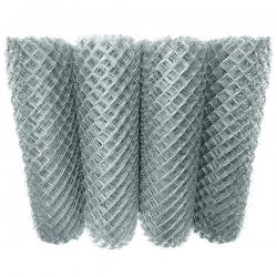 Plasa de gard zincata 1.5x10m ø2.00mm 50x50mm