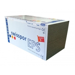 Polistiren expandat grafitat Swisspor LambdaPor EPS80F 20mm