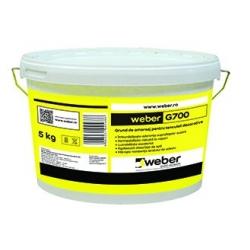 Grund tencuieli decorative Weber G700 5Kg