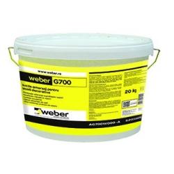 Grund tencuieli decorative Weber G700 20Kg