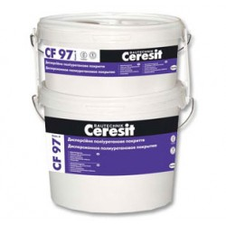 Ceresit CF 97 - Comp A+B: Strat de uzura (vopsea) poliuretanic interior - exterior (culori RAL)