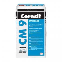 Adeziv pentru placi ceramice Ceresit CM 9 25Kg