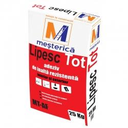 Adeziv pentru placi ceramice Mesterica MT-AFN 25Kg