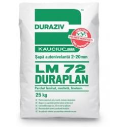 Sapa autonivelanta 2-20mm Duraziv LM72 25Kg