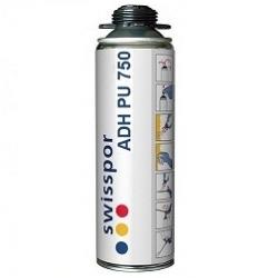 Adeziv poliuretanic pentru polistiren Swisspor ADH PU 750ml