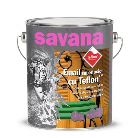 Email superlucios Savana cu Teflon