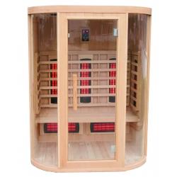 Sauna cu infrarosu Sanotechnik D70720 (New York)