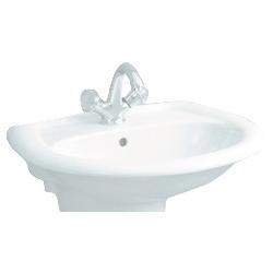 Lavoar ceramic alb Sanotechnik L1808 (Style)