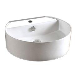 Lavoar ceramic alb Sanotechnik K304
