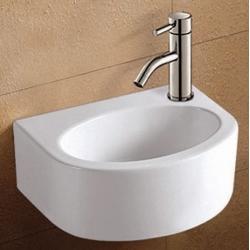 Lavoar ceramic alb incastrat Sanotechnik K507