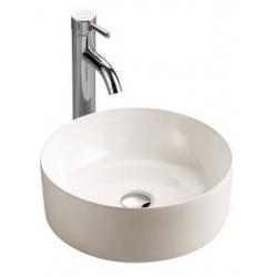 Lavoar ceramic alb pentru mobilier Sanotechnik K422