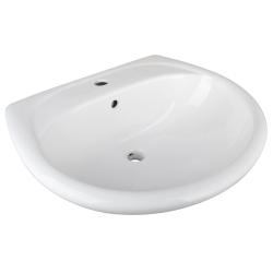 Lavoar ceramic alb Evosanitary HPB 2016