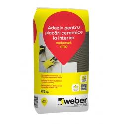 Adeziv placari ceramice Weber.set ST10 25Kg