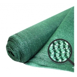 Plasa verde de umbrire 80% 2x10m
