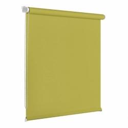 Roleta textila verde 39x160cm