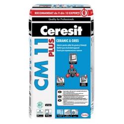 Adeziv pentru placi ceramice Ceresit CM 11 Plus 25KG