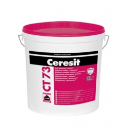 Tencuiala decorativa silicatica Ceresit CT 73, granulatie 2.5 mm 25Kg