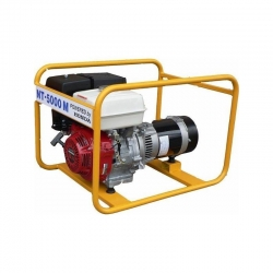 Generator de curent monofazat Tresz NT-5000 M, Motor Honda
