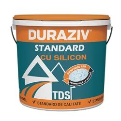 Tencuiala decorativa Duraziv Standard cu silicon 25Kg
