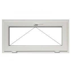 Fereastră PVC Termopan 80 x 50 cm, Oscilantă