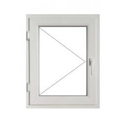 Fereastră PVC Termopan 86 x 116 cm, Deschidere Simplă Stânga