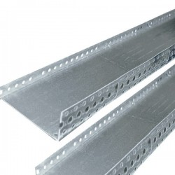 Profil din aluminiu pentru soclu U 80