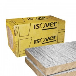 Vata minerala bazaltica Isover PLN aluminiu