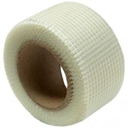 Banda din fibra de sticla pentru imbinare gipscarton 90m