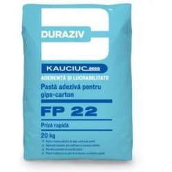 Adeziv pentru gipscarton Duraziv FP22 20Kg
