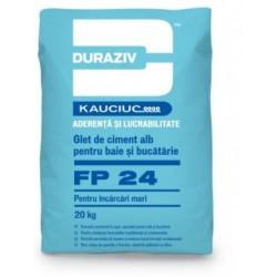 Glet pentru baie si bucatarie Duraziv FP24 20Kg