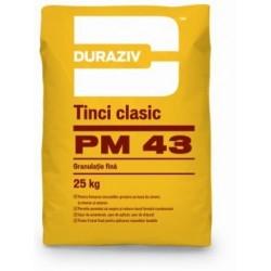 Tinci gri Duraziv PM43 25kg
