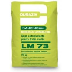 Sapa autonivelanta Duraziv LM73 25Kg