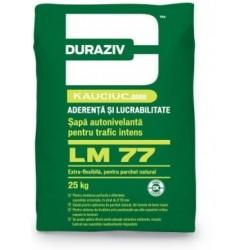 Sapa autonivelanta Duraziv LM77 25Kg
